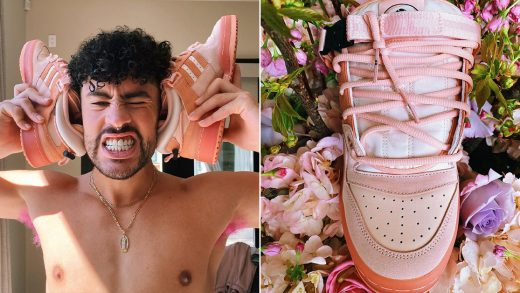 Bad Bunny's New Sneaker Collection