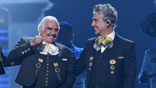 Alejandro Fernandez Icon Award