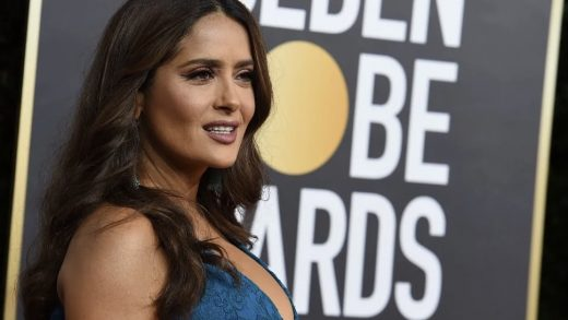 Salma Hayek xx House of Gucci
