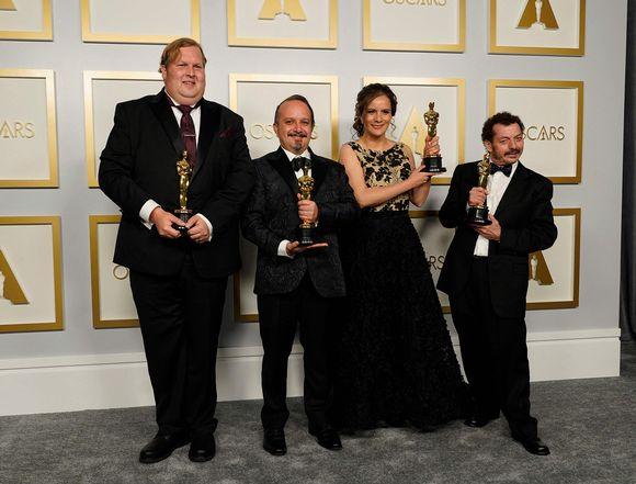 Latinos Represent at the Oscars