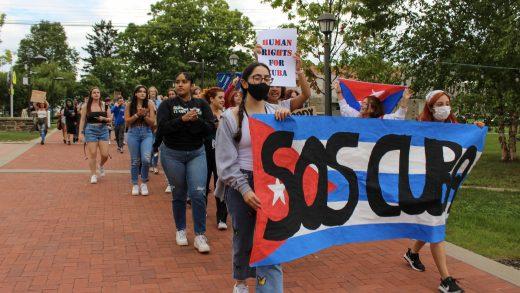 SOS CUBA MARCH