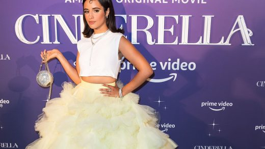 Camila Cabello In 'Cinderella'