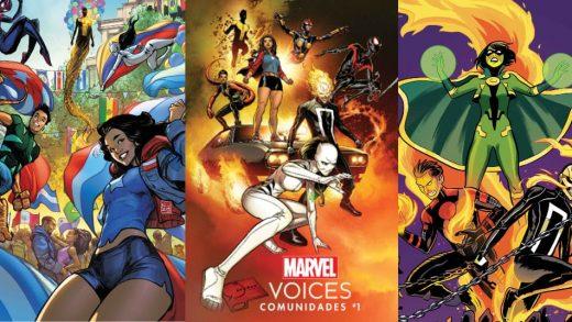 Marvel's Voices: Comunidades